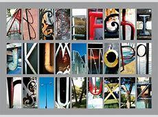 Escuela Superior de Diseño de Aragón · Proyecto Alfabeto