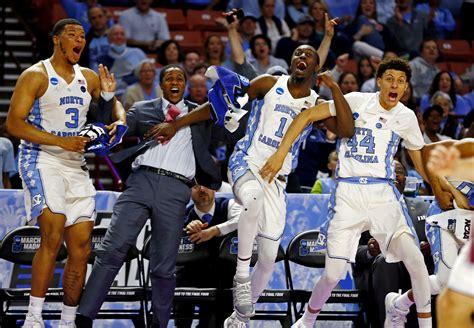 North Carolina NCAA Basketball Team