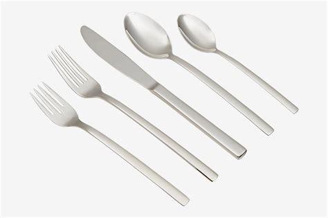 flatware silverware sets minimalist