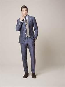 Schwarzer Anzug Blaue Krawatte : mit einer weste k nnen sie zahlreiche looks kreieren ob ihr anzug blau schwarz beige ~ Frokenaadalensverden.com Haus und Dekorationen