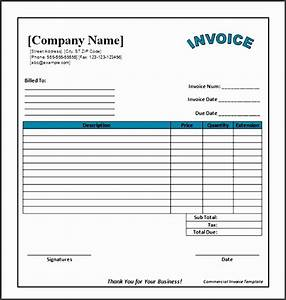 Free Vehicle Bill Of Sale Template 10 Blank Invoice Template For Sales Sampletemplatess