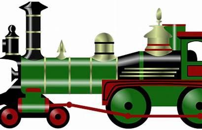 Train Christmas Clipart Clip Transparent Pinclipart Background