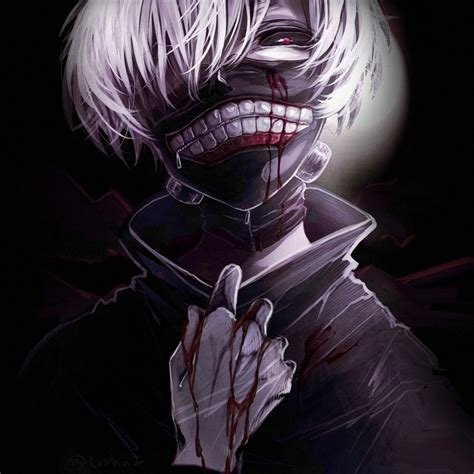 Funny Lock Screen Backgrounds 2048x2048 Ken Kaneki Tokyo Ghoul Ipad Air Hd 4k Wallpapers Images Backgrounds Photos And Pictures