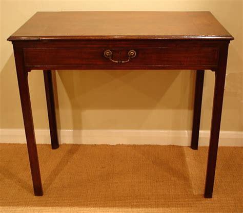 oak bureau desk georgian reading table antique tables uk antique side
