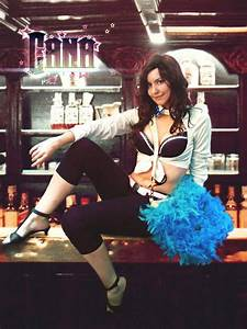 Fairy Tail Cosplay images Cana Alberona Cosplay wallpaper ...