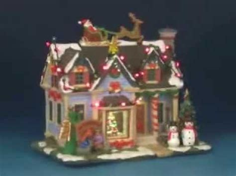 lemax best decorated house youtube