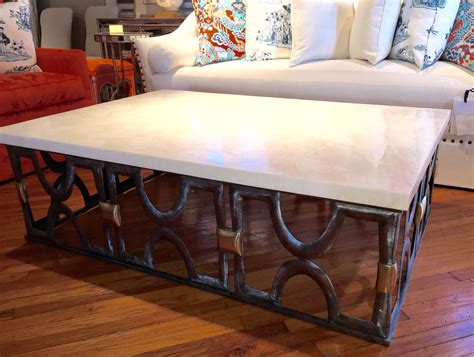 stone top coffee table white onyx stone top coffee table mecox gardens