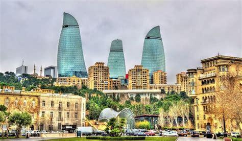What Is The Capital City Of Azerbaijan? Worldatlascom