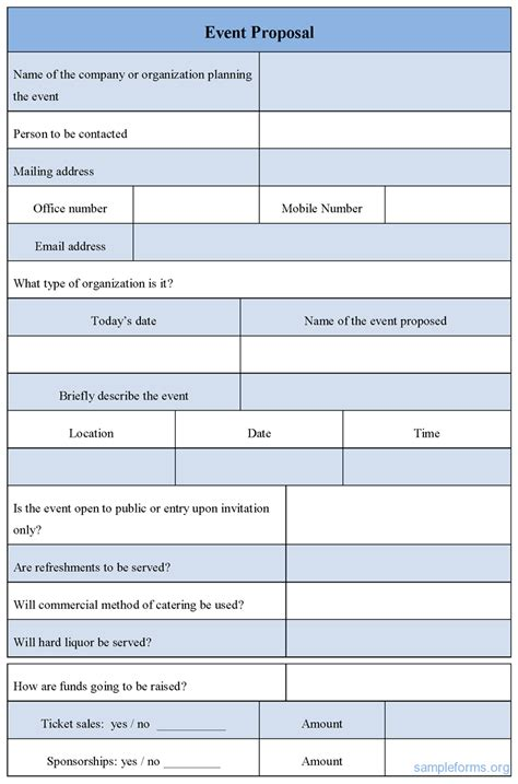 How To Plan An Event Template by Craft The Event Template Now Guidebook