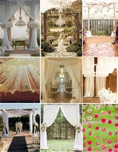 wedding altar ideas altar decoration wedding 2