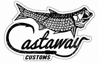 Boat Cabin Cruiser Castaway Clipart Customs Boats