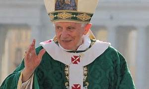 At Risk for Huntington's Disease: Pope Benedict XVI's ...