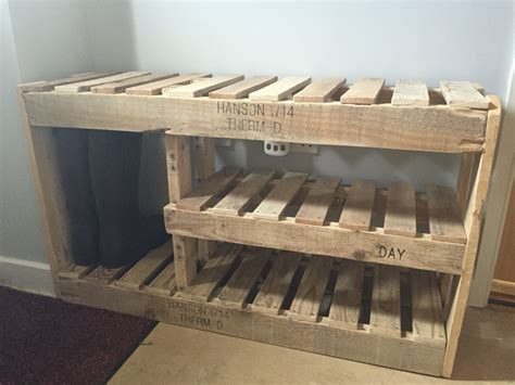 diy shoe rack reduce fuss and stay organized with diy shoe rack