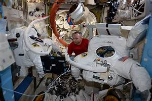 Three Spacewalks Ahead for Space Station Crew to Re-Fit ...