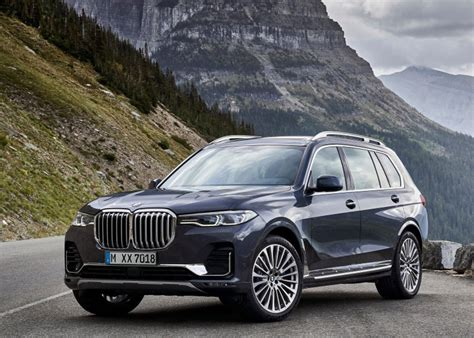 bmw x7 price announced for south africa cars co za
