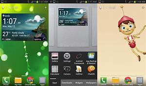 Download and install LG Optimus G Pro Launcher, Widget and ...