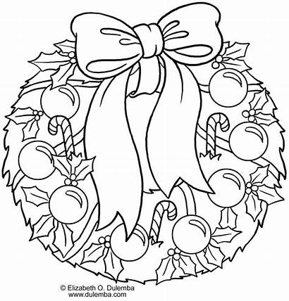 Coloring Christmas Holly Pages Printable Popular Leaves