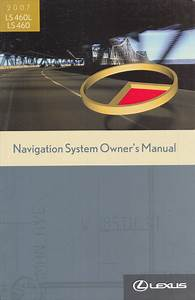 2007 Lexus Ls Wiring Diagram Manual Original