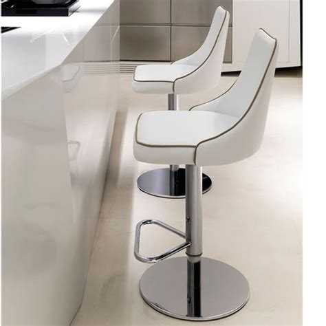 bontempi casa clara bar stool  gas lift