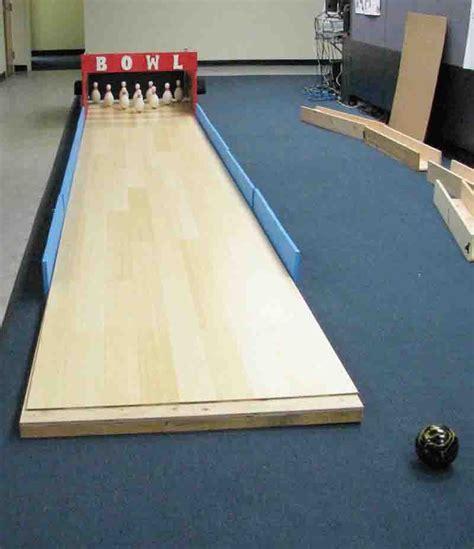Backyard Bowling Set by Diy Bowling Alley American Bowling