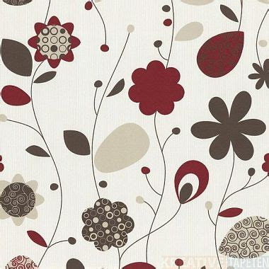 tapete große blumen vliestapete blumen 1 69 m 178 streifen uni tapete florales