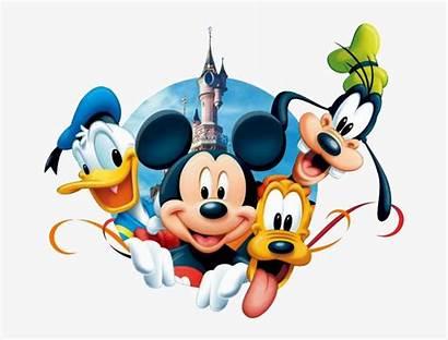 Mickey Goofy Pluto Donald Disney Mouse Clip