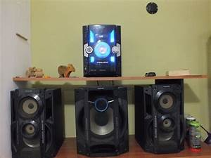 Equipo De Sonido Panasonic Sa-akx70