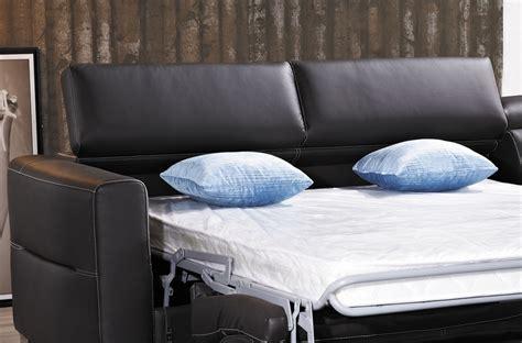 canapé de luxe italien canapé d 39 angle convertible en cuir de buffle italien de