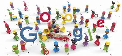 Carnival Doodles Google