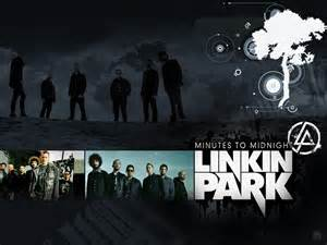 Linkin Park Minutes to Midnight Album