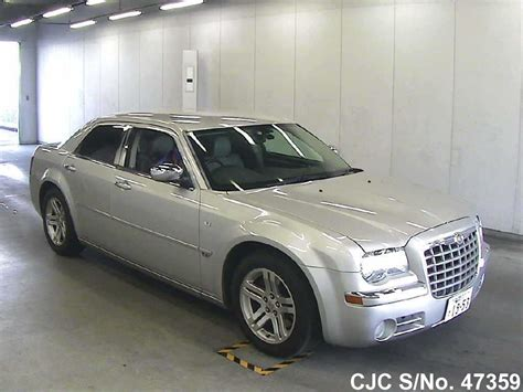 2006 Chrysler 300c For Sale by 2006 Chrysler 300c Silver For Sale Stock No 47359