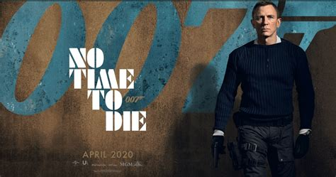 New James Bond movie, No Time to Die, almost took place ...
