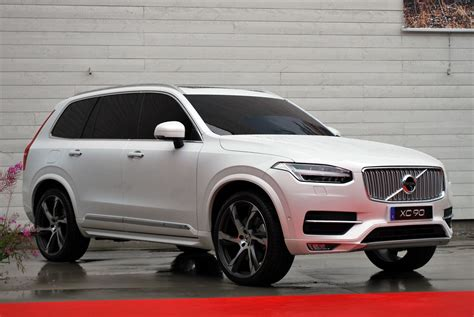 Volvo Xc90 Photo by 2015 Volvo Xc90 Live Reveal Photo Gallery Supcocars