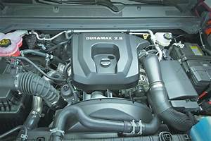 Chevrolet Offers A Diesel Engine Option For The Midsize