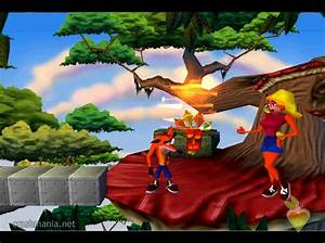 Crash Bandicoot NTSC J Crash Mania