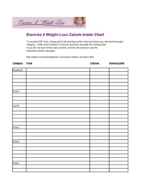 weight loss template weight loss chart 3 free templates in pdf word excel