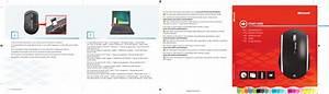 Microsoft 1383 Microsoft Wireless Mouse User Manual Manual 1