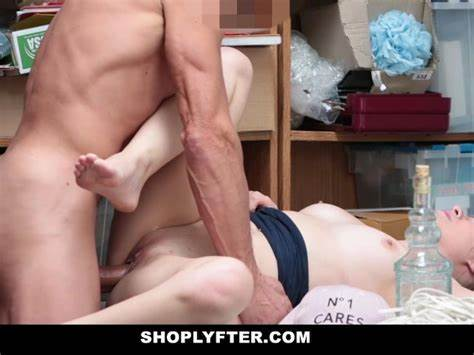 Devious Teens Fucked Her Way Out Of Trouble