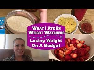 Smart Points Budget Berechnen : what i ate on weight watchers smart points losing weight on a budget youtube ~ Themetempest.com Abrechnung