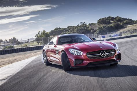 Mercedes Will Assign Its Amg Gt Sports Car To Track Duty