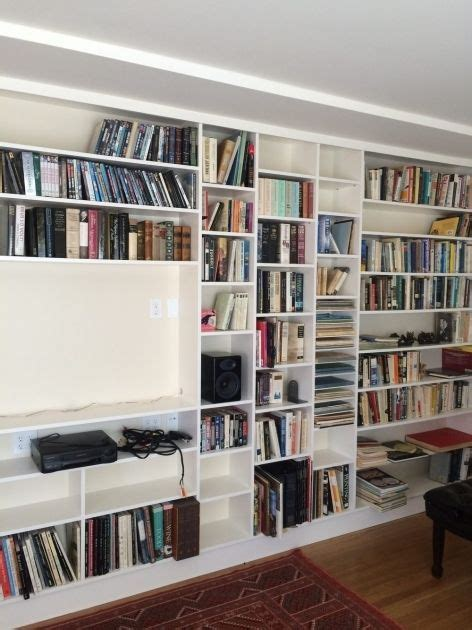 Shallow Bookcase by Shallow Bookshelves For Paperbacks Decorating Idea In