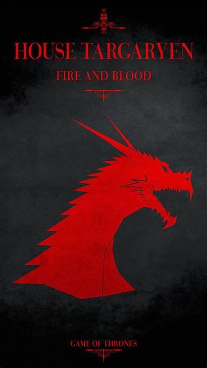 Targaryen Stark Wallpapers Thrones Phone Lannister Banner