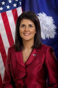 Image result for Wikicommons Images Nikki Haley