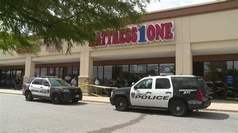 employee shot  death  north houston mattress store