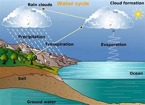 Emukixubo  The Water Cycle Diagram For Kids