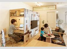 Japanese interior microhouses and study spaces Great for