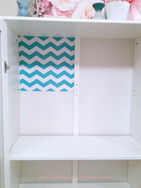 kitchen contact paper designs add contact paper inside a cabinet by erica from 6589