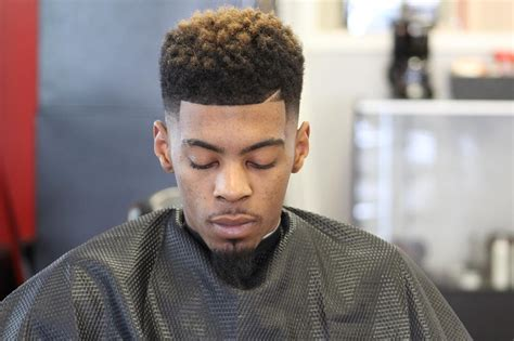 Top 30 Amazing Black Men Haircuts For 2018