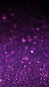 iPhone wallpaper #holiday #shimmery #purple #glitter # ...