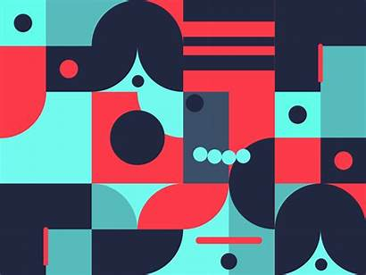Shapes Geometric Animation Dehydration Geometry Julia Dribbble
